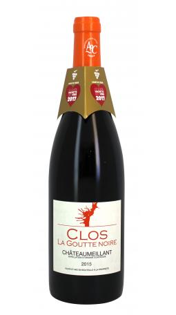 Clos La Goutte Noire 2015 - Rouge AOC Chateaumeillant